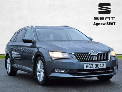 SKODA Superb Estate 2.0 TDI SE Technology (s/s) 5dr
