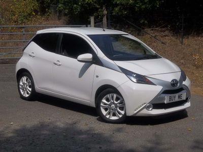 Toyota AYGO Hatchback 1.0 VVT-i x-pure 5dr