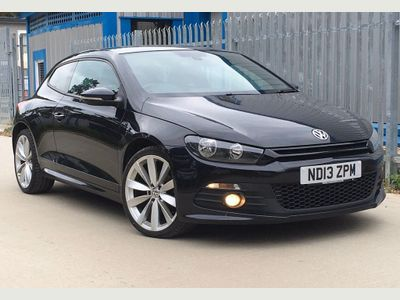 Volkswagen Scirocco Coupe 2.0 TDI BlueMotion Tech R-Line DSG 3dr