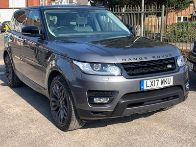 Land Rover Range Rover Sport SUV 3.0 V6 HSE Dynamic CommandShift 2 4X4 (s/s) 5dr