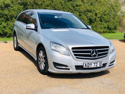 Mercedes-Benz R Class MPV 3.0 R350 CDI BlueEFFICIENCY L 7G-Tronic Plus 5dr (7 seats)