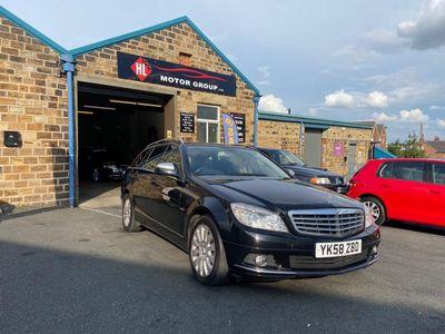 Mercedes-Benz C Class Estate 2.1 C200 CDI BlueEFFICIENCY Elegance 5dr