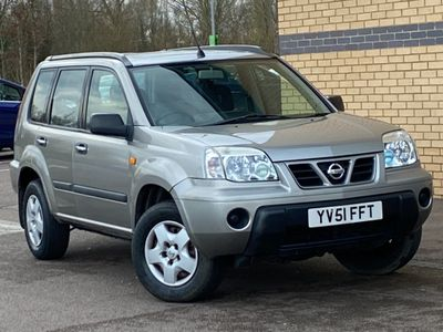 Nissan X-Trail SUV 2.0 S 5dr