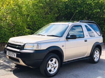 Land Rover Freelander SUV 2.0 TD4 Serengeti Hard Top 3dr