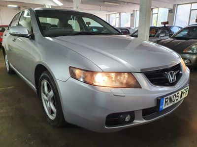Honda Accord Saloon 2.2 i-CDTi Executive 4dr