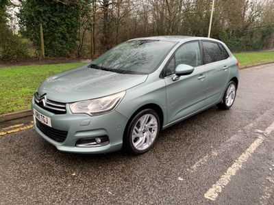 Citroen C4 Hatchback 2.0 HDi 16v Exclusive 5dr