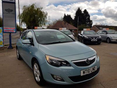 Vauxhall Astra Hatchback 1.4 16v SRi 5dr