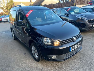 Volkswagen Caddy Unlisted 1.6 TDI C20 Edition Panel Van 4dr (EU5)