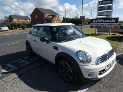 MINI Hatch Hatchback 1.6 One (Avenue) 3dr