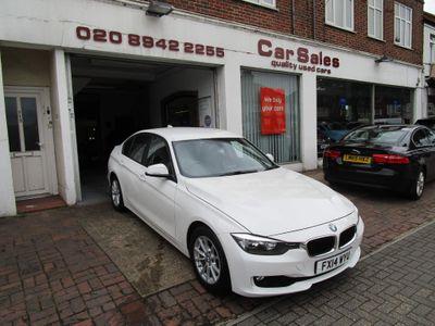 BMW 3 Series Saloon 1.6 320i ED EfficientDynamics Business (s/s) 4dr