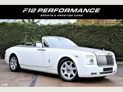 Rolls-Royce Phantom Convertible 6.7 Drophead Coupe 2dr