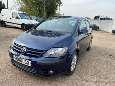 Volkswagen Golf Plus Hatchback 1.6 FSI SE 5dr