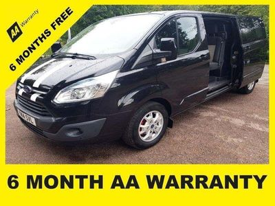 Ford Transit Custom Other 2.2 TDCi 290 L2H1 Limited Double Cab-in-Van 6dr