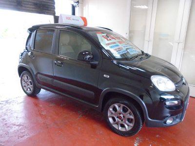 Fiat Panda Hatchback 0.9 TwinAir 4x4 (s/s) 5dr (EU5)