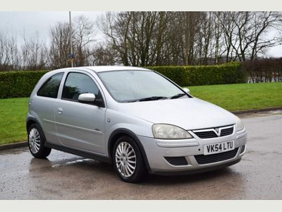 Vauxhall Corsa Hatchback 1.4 i 16v Design 3dr (a/c)