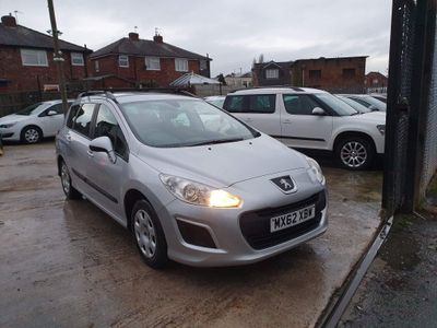 Peugeot 308 SW Estate 1.6 HDi Access (s/s) 5dr