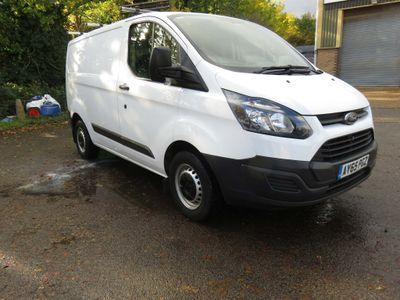 Ford Transit Custom Panel Van 2.2 ECOnetic 270 L1 H1