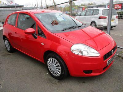 Fiat Grande Punto Hatchback 1.4 Sound 3dr