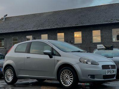 Fiat Grande Punto Hatchback 1.4 8v GP 3dr