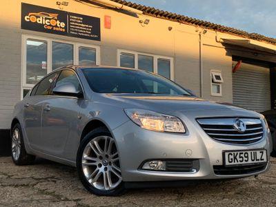 Vauxhall Insignia Hatchback 1.8 16V Exclusiv 5dr