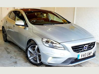 Volvo V40 Hatchback 1.6 T4 R-Design Lux Nav Powershift 5dr