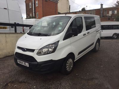 Ford Transit Custom Other 2.2 TDCi 290 L2H1 Double Cab-in-Van 5dr