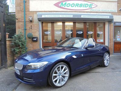BMW Z4 Convertible 2.5 23i sDrive 2dr