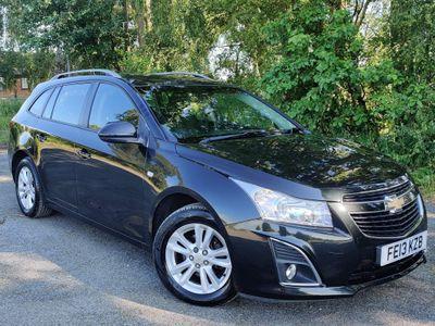 Chevrolet Cruze Estate 1.8 LT 5dr