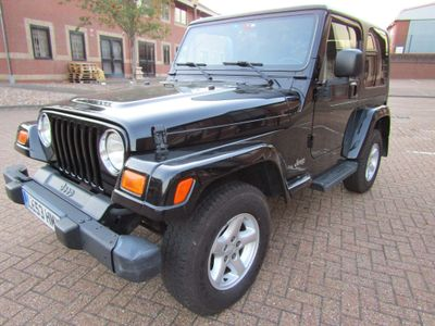 Jeep Wrangler Unlisted 4.0 HARD TOP 4X4 AUTO 3 DR PETROL