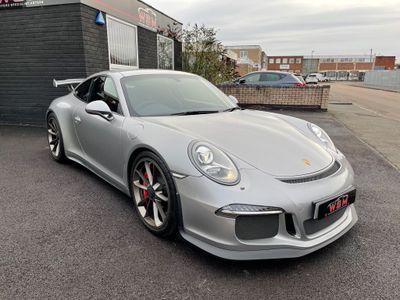Porsche 911 Coupe 3.8 991 GT3 PDK 2dr EU5
