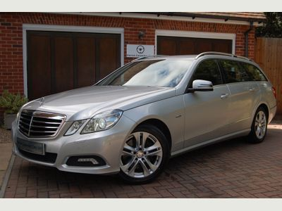 Mercedes-Benz E Class Estate 2.1 E250 CDI BlueEFFICIENCY Avantgarde Auto 5dr