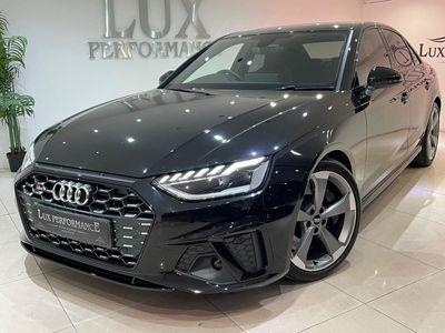 Audi S4 Saloon 3.0 TDI V6 Black Edition Tiptronic quattro (s/s) 4dr