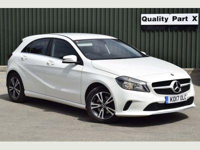 Mercedes-Benz A Class Hatchback 1.6 A160 SE 7G-DCT (s/s) 5dr