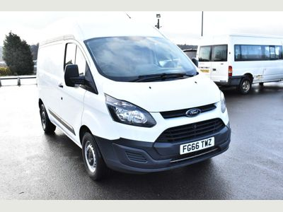 Ford Transit Custom Panel Van 2.0 TDCi 290 L1 H2 5dr