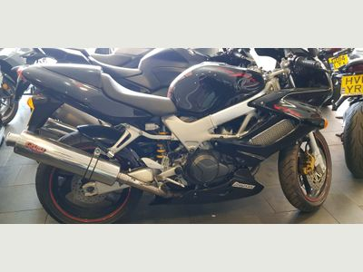 Honda VTR1000 Sports Tourer 1000 Firestorm X
