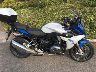 BMW R1200RS Naked 1200 RS Sport ABS