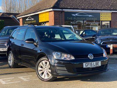 Volkswagen Golf Estate 1.6 TDI BlueMotion Tech SE DSG (s/s) 5dr