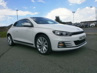 Volkswagen Scirocco Coupe 1.4 TSI GT Hatchback (s/s) 3dr