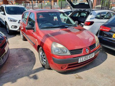Renault Clio Hatchback 1.4 16v Expression 5dr
