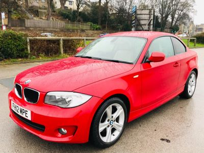 BMW 1 Series Coupe 2.0 120d Sport 2dr