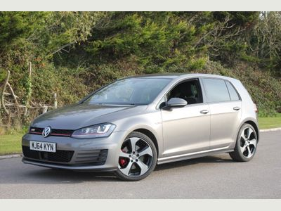 Volkswagen Golf Hatchback 2.0 TSI BlueMotion Tech GTI 5dr