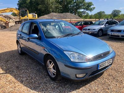 FORD FOCUS Hatchback 1.6 i 16v Zetec 5dr