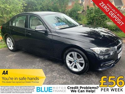 BMW 3 Series Saloon 2.0 320d BluePerformance ED Sport (s/s) 4dr
