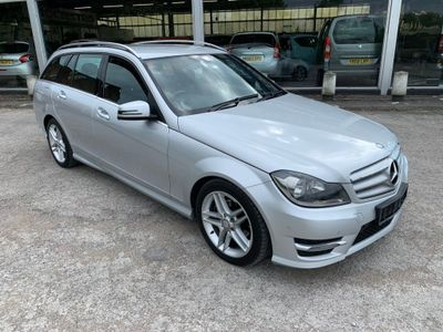 Mercedes-Benz C Class Estate 2.1 C250 CDI AMG Sport 7G-Tronic Plus 5dr