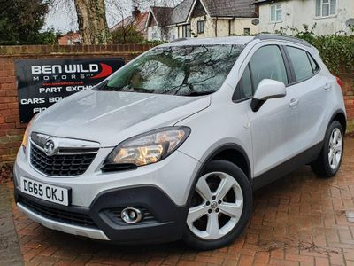 Vauxhall Mokka Hatchback 1.4 i 16v Turbo Tech Line 5dr
