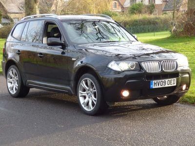 BMW X3 SUV 3.0 35d M Sport Auto xDrive 5dr