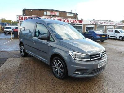 Volkswagen Caddy Panel Van 2.0 TDI C20 Highline DSG EU6 (s/s) 5dr