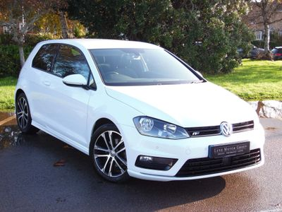 Volkswagen Golf Hatchback 2.0 TDI BlueMotion Tech R-Line (s/s) 3dr