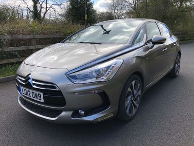 Citroen DS5 Hatchback 2.0 TD Airdream Hybrid4 DSport 4x4 5dr