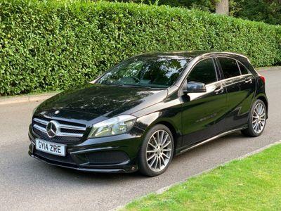 Mercedes-Benz A Class Hatchback 2.1 A200 CDI AMG Sport 7G-DCT 5dr
